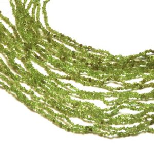 Shop Peridot Chip & Nugget Beads! Peridot chips,tiny chip beads,gemstone beads,August birthstone beads,natural beads,jewelry making supplies,chip gemstone beads, AA Quality | Natural genuine chip Peridot beads for beading and jewelry making.  #jewelry #beads #beadedjewelry #diyjewelry #jewelrymaking #beadstore #beading #affiliate #ad