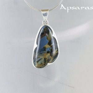 Shop Pietersite Pendants! Pietersite pendant, sterling silver, natural stone, quality made ,handmade ,quality stone, one of kind pendant, shimmering stone, for men | Natural genuine Pietersite pendants. Buy handcrafted artisan men's jewelry, gifts for men.  Unique handmade mens fashion accessories. #jewelry #beadedpendants #beadedjewelry #shopping #gift #handmadejewelry #pendants #affiliate #ad