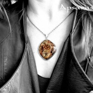 Shop Pietersite Pendants! Pietersite pendant, sterling silver, natural stone, shimmering brown stone, quality made jewelry, handmade, quality stone, one of kind jewel | Natural genuine Pietersite pendants. Buy crystal jewelry, handmade handcrafted artisan jewelry for women.  Unique handmade gift ideas. #jewelry #beadedpendants #beadedjewelry #gift #shopping #handmadejewelry #fashion #style #product #pendants #affiliate #ad