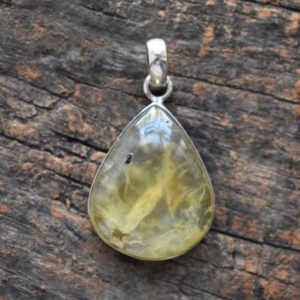 Shop Prehnite Pendants! prehnite pendant,natural prehnite pendant,925 silver pendant,drop shape pendant,prehnite necklace,gemstone pendant | Natural genuine Prehnite pendants. Buy crystal jewelry, handmade handcrafted artisan jewelry for women.  Unique handmade gift ideas. #jewelry #beadedpendants #beadedjewelry #gift #shopping #handmadejewelry #fashion #style #product #pendants #affiliate #ad