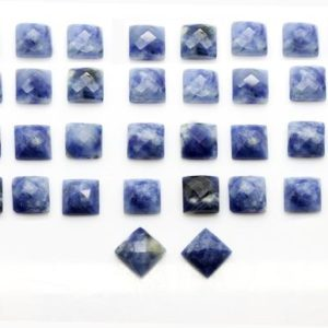 Shop Sodalite Cabochons! Sodalite cabochon,square stone,square cabochons,navy blue gemstone,wholesale bulk stones,jewelry making supplies – AA Quality | Natural genuine stones & crystals in various shapes & sizes. Buy raw cut, tumbled, or polished gemstones for making jewelry or crystal healing energy vibration raising reiki stones. #crystals #gemstones #crystalhealing #crystalsandgemstones #energyhealing #affiliate #ad