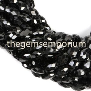 Shop Spinel Faceted Beads! Black Spinel Faceted oval Shape Beads, Black Spinel Faceted Beads, Black Spinel oval Shape Beads, Black Spinel Beads, Black Spinel | Natural genuine faceted Spinel beads for beading and jewelry making.  #jewelry #beads #beadedjewelry #diyjewelry #jewelrymaking #beadstore #beading #affiliate #ad