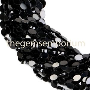 Shop Spinel Bead Shapes! Black Spinel Plain Smooth flat oval Beads, Black Spinel oval Beads,Black Spinel Plain Beads,Black Spinel Smooth Beads,Black Spinel Beads | Natural genuine other-shape Spinel beads for beading and jewelry making.  #jewelry #beads #beadedjewelry #diyjewelry #jewelrymaking #beadstore #beading #affiliate #ad
