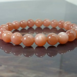 Shop Sunstone Bracelets! Sunstone  Bracelet, Natural Gemstone Bracelet, Unisex Women Men Bracelet, Beaded Bracelet | Natural genuine Sunstone bracelets. Buy crystal jewelry, handmade handcrafted artisan jewelry for women.  Unique handmade gift ideas. #jewelry #beadedbracelets #beadedjewelry #gift #shopping #handmadejewelry #fashion #style #product #bracelets #affiliate #ad
