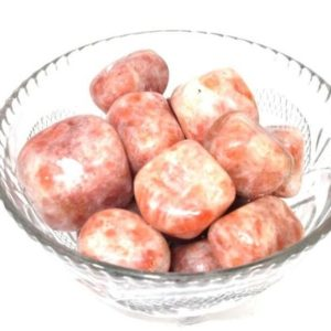 Shop Tumbled Sunstone Crystals & Pocket Stones! 1 Kilograms Orange Sunstone Chakra Stone Reiki Healing Power Tumbled Pebbles | Natural genuine stones & crystals in various shapes & sizes. Buy raw cut, tumbled, or polished gemstones for making jewelry or crystal healing energy vibration raising reiki stones. #crystals #gemstones #crystalhealing #crystalsandgemstones #energyhealing #affiliate #ad