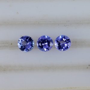 5×5 Mm Natural Tanzanite Faceted Round Aaa Grade Loose Gemstone – 100% Natural Tanzanite Gemstone – Tanzanite Jewelry – Tzblu-01044 | Natural genuine stones & crystals in various shapes & sizes. Buy raw cut, tumbled, or polished gemstones for making jewelry or crystal healing energy vibration raising reiki stones. #crystals #gemstones #crystalhealing #crystalsandgemstones #energyhealing #affiliate #ad