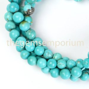 Shop Turquoise Faceted Beads! Natural Arizona Turquoise Plain Smooth Round Beads,Turquoise Faceted Round Beads,Turquoise Beads,Turquoise Round,Wholesale Beads,Round Beads | Natural genuine faceted Turquoise beads for beading and jewelry making.  #jewelry #beads #beadedjewelry #diyjewelry #jewelrymaking #beadstore #beading #affiliate #ad