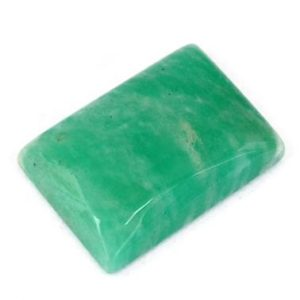 Shop Amazonite Cabochons! Amazonite Cabochon Gemstone (25mm X 17mm X 7mm) – Rectangle Stone – Natural Cab | Natural genuine stones & crystals in various shapes & sizes. Buy raw cut, tumbled, or polished gemstones for making jewelry or crystal healing energy vibration raising reiki stones. #crystals #gemstones #crystalhealing #crystalsandgemstones #energyhealing #affiliate #ad