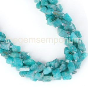Shop Amazonite Chip & Nugget Beads! Amazonite Faceted Nugget Beads, Amazonite Nugget Shape Gemstone Beads, Amazonite Wholesale Beads, Amazonite Beads, Amazonite gemstone beads | Natural genuine chip Amazonite beads for beading and jewelry making.  #jewelry #beads #beadedjewelry #diyjewelry #jewelrymaking #beadstore #beading #affiliate #ad
