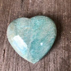 Shop Amazonite Shapes! Amazonite heart- 574g WS7207 | Natural genuine stones & crystals in various shapes & sizes. Buy raw cut, tumbled, or polished gemstones for making jewelry or crystal healing energy vibration raising reiki stones. #crystals #gemstones #crystalhealing #crystalsandgemstones #energyhealing #affiliate #ad