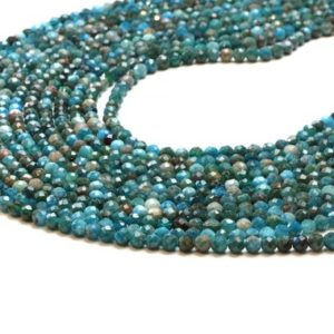 """Shop Apatite Bead Shapes! Apatite Beads, gemstone Beads, semiprecious Beads, natural Beads, earth Minded Beads, energy Beads, ocean Beads, diy Supplies – 16"""" Strand 