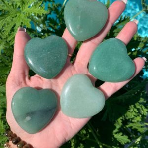 Shop Aventurine Shapes! Green aventurine heart, aventurine heart, prosperity, wealth, creativity | Natural genuine stones & crystals in various shapes & sizes. Buy raw cut, tumbled, or polished gemstones for making jewelry or crystal healing energy vibration raising reiki stones. #crystals #gemstones #crystalhealing #crystalsandgemstones #energyhealing #affiliate #ad