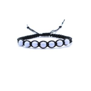 Shop Blue Lace Agate Bracelets! Blue Lace Agate Bracelet | Natural genuine Blue Lace Agate bracelets. Buy crystal jewelry, handmade handcrafted artisan jewelry for women.  Unique handmade gift ideas. #jewelry #beadedbracelets #beadedjewelry #gift #shopping #handmadejewelry #fashion #style #product #bracelets #affiliate #ad