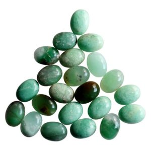 Shop Chrysoprase Cabochons! Natural Green Chrysoprase Cabochon, 3x5mm 4x6mm 5x7mm Oval Shape, Flat Back Side, Smooth Polished, Jewelry Making, Handmade Chrysoprase, | Natural genuine stones & crystals in various shapes & sizes. Buy raw cut, tumbled, or polished gemstones for making jewelry or crystal healing energy vibration raising reiki stones. #crystals #gemstones #crystalhealing #crystalsandgemstones #energyhealing #affiliate #ad