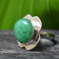 925 Silver Chrysoprase Ring-natural Chrysoprase Ring–handmade Ring-ring For Women-design Ring | Natural genuine Gemstone jewelry. Buy crystal jewelry, handmade handcrafted artisan jewelry for women.  Unique handmade gift ideas. #jewelry #beadedjewelry #beadedjewelry #gift #shopping #handmadejewelry #fashion #style #product #jewelry #affiliate #ad