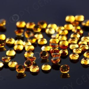 Shop Citrine Stones & Crystals! Citrine Rose Cut Cabochon 3mm Round – 1 Cab | Natural genuine stones & crystals in various shapes & sizes. Buy raw cut, tumbled, or polished gemstones for making jewelry or crystal healing energy vibration raising reiki stones. #crystals #gemstones #crystalhealing #crystalsandgemstones #energyhealing #affiliate #ad