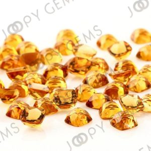 Shop Citrine Cabochons! Citrine Rose Cut Cabochon 6mm Square Cushion – per stone | Natural genuine stones & crystals in various shapes & sizes. Buy raw cut, tumbled, or polished gemstones for making jewelry or crystal healing energy vibration raising reiki stones. #crystals #gemstones #crystalhealing #crystalsandgemstones #energyhealing #affiliate #ad