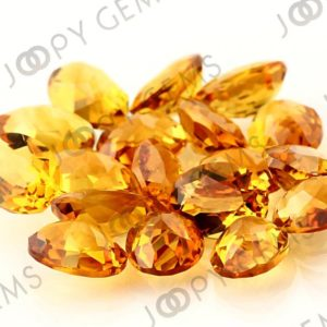 Shop Citrine Cabochons! Citrine Rose Cut Oval Cabochon 6x8mm – per stone | Natural genuine stones & crystals in various shapes & sizes. Buy raw cut, tumbled, or polished gemstones for making jewelry or crystal healing energy vibration raising reiki stones. #crystals #gemstones #crystalhealing #crystalsandgemstones #energyhealing #affiliate #ad
