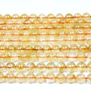 "Shop Citrine Bead Shapes! Yellow beautiful citrine beads,unique beads,semiprecious beads,loose beads,November birthstones,energy beads,healing beads – 16"" Full Strand 