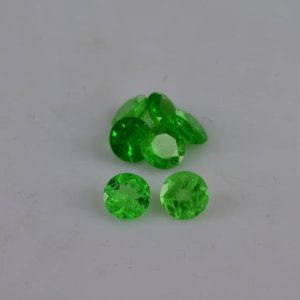 Shop Garnet Shapes! 1.65 cts Natural Green Tsavorite Garnet 3x3x2 mm Faceted Round 13 Pieces Loose Gemstone – 100% Natural Tsavorite Garnet Gemstone -TSGRN-1025 | Natural genuine stones & crystals in various shapes & sizes. Buy raw cut, tumbled, or polished gemstones for making jewelry or crystal healing energy vibration raising reiki stones. #crystals #gemstones #crystalhealing #crystalsandgemstones #energyhealing #affiliate #ad