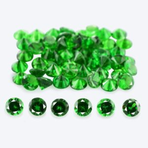 Shop Garnet Shapes! Natural Green Tsavorite Garnet 2.25×2.25×1.5 mm Faceted Round AAA Grade Loose Gemstone – 100% Natural Tsavorite Gemstone – TSGRN-1213 | Natural genuine stones & crystals in various shapes & sizes. Buy raw cut, tumbled, or polished gemstones for making jewelry or crystal healing energy vibration raising reiki stones. #crystals #gemstones #crystalhealing #crystalsandgemstones #energyhealing #affiliate #ad