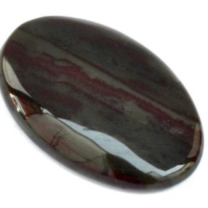 Zebra Jasper Cabochon Stone (33mm x 22mm x 7mm) – Oval Cabochon | Natural genuine stones & crystals in various shapes & sizes. Buy raw cut, tumbled, or polished gemstones for making jewelry or crystal healing energy vibration raising reiki stones. #crystals #gemstones #crystalhealing #crystalsandgemstones #energyhealing #affiliate #ad