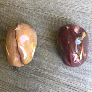Shop Jasper Shapes! Mookite jasper palm stones WS7288 WS7287 | Natural genuine stones & crystals in various shapes & sizes. Buy raw cut, tumbled, or polished gemstones for making jewelry or crystal healing energy vibration raising reiki stones. #crystals #gemstones #crystalhealing #crystalsandgemstones #energyhealing #affiliate #ad