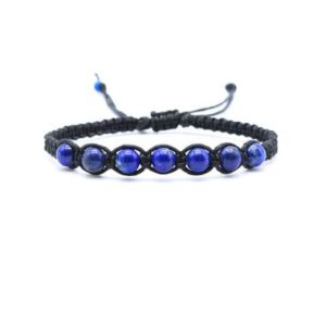 Shop Lapis Lazuli Bracelets! Lapis Lazuli Bracelet | Natural genuine Lapis Lazuli bracelets. Buy crystal jewelry, handmade handcrafted artisan jewelry for women.  Unique handmade gift ideas. #jewelry #beadedbracelets #beadedjewelry #gift #shopping #handmadejewelry #fashion #style #product #bracelets #affiliate #ad