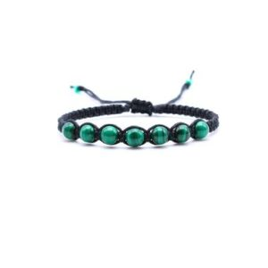 Shop Malachite Jewelry! Malachite Bracelet | Natural genuine Malachite jewelry. Buy crystal jewelry, handmade handcrafted artisan jewelry for women.  Unique handmade gift ideas. #jewelry #beadedjewelry #beadedjewelry #gift #shopping #handmadejewelry #fashion #style #product #jewelry #affiliate #ad