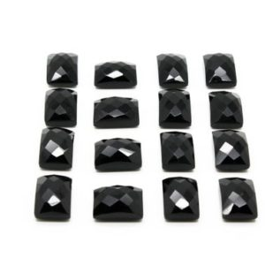 Shop Onyx Cabochons! GCF-1056 – Black Onyx Cabochon – Rectangular 10x14mm – AA Quality – 1 Pc | Natural genuine stones & crystals in various shapes & sizes. Buy raw cut, tumbled, or polished gemstones for making jewelry or crystal healing energy vibration raising reiki stones. #crystals #gemstones #crystalhealing #crystalsandgemstones #energyhealing #affiliate #ad