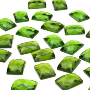 Shop Peridot Stones & Crystals! Calibrated cabochons,rectangle cabochon,peridot cabochon,green quartz gem,gemstone cabochons,large cabochons,faceted cabochon – AA Quality | Natural genuine stones & crystals in various shapes & sizes. Buy raw cut, tumbled, or polished gemstones for making jewelry or crystal healing energy vibration raising reiki stones. #crystals #gemstones #crystalhealing #crystalsandgemstones #energyhealing #affiliate #ad
