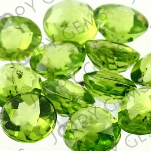 Shop Peridot Stones & Crystals! Peridot Rose Cut Cabochon 8mm Round – Per Stone | Natural genuine stones & crystals in various shapes & sizes. Buy raw cut, tumbled, or polished gemstones for making jewelry or crystal healing energy vibration raising reiki stones. #crystals #gemstones #crystalhealing #crystalsandgemstones #energyhealing #affiliate #ad