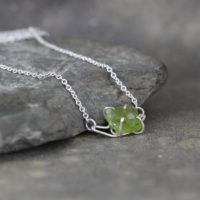 Modern Peridot Pendant – Rough Uncut Peridot Necklace – Sterling Silver – Peridot Bar Necklace – Rustic Natural Gemstone | Natural genuine Gemstone jewelry. Buy crystal jewelry, handmade handcrafted artisan jewelry for women.  Unique handmade gift ideas. #jewelry #beadedjewelry #beadedjewelry #gift #shopping #handmadejewelry #fashion #style #product #jewelry #affiliate #ad