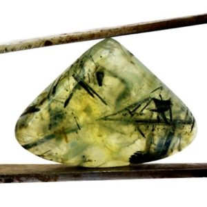 Shop Prehnite Cabochons! Prehnite Cabochon Stone (27mm x 19mm x 6mm) 24.5cts – Drop Cabochon | Natural genuine stones & crystals in various shapes & sizes. Buy raw cut, tumbled, or polished gemstones for making jewelry or crystal healing energy vibration raising reiki stones. #crystals #gemstones #crystalhealing #crystalsandgemstones #energyhealing #affiliate #ad