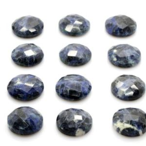 Shop Sodalite Cabochons! Large Cabochons, all Sizes Sodalite Gemstone, faceted Unique Cab, gemstone Cabochons, navy Blue Semiprecious Stone, jewelry Making – Aa Quality | Natural genuine stones & crystals in various shapes & sizes. Buy raw cut, tumbled, or polished gemstones for making jewelry or crystal healing energy vibration raising reiki stones. #crystals #gemstones #crystalhealing #crystalsandgemstones #energyhealing #affiliate #ad