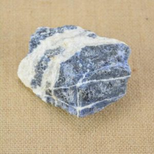 Shop Raw & Rough Sodalite Stones! Sodalite Specimen | Natural genuine stones & crystals in various shapes & sizes. Buy raw cut, tumbled, or polished gemstones for making jewelry or crystal healing energy vibration raising reiki stones. #crystals #gemstones #crystalhealing #crystalsandgemstones #energyhealing #affiliate #ad