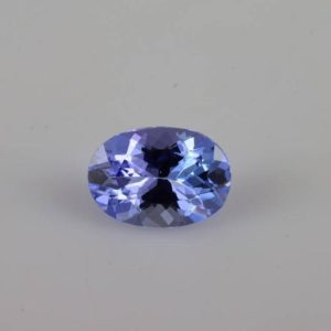 Natural Blue Tanzanite 7x5x3.4 mm Faceted Cut Oval 0.81 cts 1 Piece AAA Grade Loose Gemstone – 100% Natural Tanzanite Gemstones – TZBLU-1041 | Natural genuine stones & crystals in various shapes & sizes. Buy raw cut, tumbled, or polished gemstones for making jewelry or crystal healing energy vibration raising reiki stones. #crystals #gemstones #crystalhealing #crystalsandgemstones #energyhealing #affiliate #ad