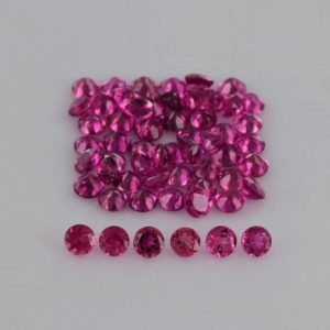 Shop Tourmaline Shapes! Natural Pink Rubellite Tourmaline 3x3x2 Mm Faceted Cut Round Loose Gemstone – 100% Natural Rubellite Tourmaline Gemstone – Rtpnk-1022 | Natural genuine stones & crystals in various shapes & sizes. Buy raw cut, tumbled, or polished gemstones for making jewelry or crystal healing energy vibration raising reiki stones. #crystals #gemstones #crystalhealing #crystalsandgemstones #energyhealing #affiliate #ad