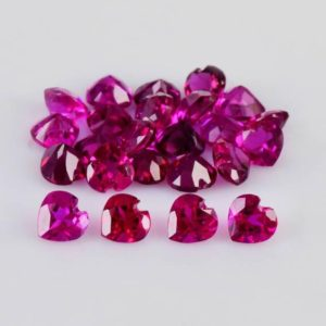 Shop Tourmaline Shapes! Natural Pink Rubellite Tourmaline 3x3x2.1mm Heart Cut Aaa+ Grade Loose Gemstone – 100% Natural Rubellite Tourmaline Gemstone – Rtpnk-1019 | Natural genuine stones & crystals in various shapes & sizes. Buy raw cut, tumbled, or polished gemstones for making jewelry or crystal healing energy vibration raising reiki stones. #crystals #gemstones #crystalhealing #crystalsandgemstones #energyhealing #affiliate #ad