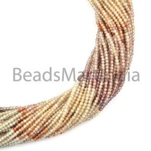 Shop Zircon Beads! Multi Zircon Faceted Rondelle Shape Beads, Multi Zircon Nugget Beads, Multi Zircon Faceted Beads, Multi Zircon Beads, Natural Zircon Beads | Natural genuine chip Zircon beads for beading and jewelry making.  #jewelry #beads #beadedjewelry #diyjewelry #jewelrymaking #beadstore #beading #affiliate #ad