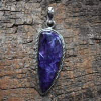 Charoite Pendant, 925 Silver Pendant, charoite Necklace, natural Charoite Pendant, aaa Quality Charoite Gemstone Pendant, charoite Gemstone | Natural genuine Gemstone jewelry. Buy crystal jewelry, handmade handcrafted artisan jewelry for women.  Unique handmade gift ideas. #jewelry #beadedjewelry #beadedjewelry #gift #shopping #handmadejewelry #fashion #style #product #jewelry #affiliate #ad