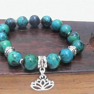 Shop Chrysocolla Bracelets! Chrysocolla Bracelet, Cleansing Chakra Bracelet Chrysocolla Yoga Meditation Bracelet Chrysocolla Chakra Activator Love Health Power Bracelet | Natural genuine Chrysocolla bracelets. Buy crystal jewelry, handmade handcrafted artisan jewelry for women.  Unique handmade gift ideas. #jewelry #beadedbracelets #beadedjewelry #gift #shopping #handmadejewelry #fashion #style #product #bracelets #affiliate #ad