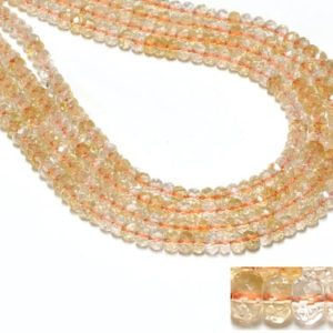 "Shop Citrine Bead Shapes! Natural Citrine beads,semiprecious beads,gemstone beads,natural beads,natural gemstones,loose beads – 16"" Full Strand 