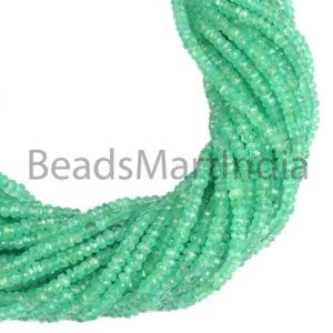 Shop Emerald Faceted Beads! Colombian Emerald Natural Beads, Emerald Faceted Beads,Emerald Rondelle Shape Beads,Emerald Faceted Beads,Colombian Emerald Beads | Natural genuine faceted Emerald beads for beading and jewelry making.  #jewelry #beads #beadedjewelry #diyjewelry #jewelrymaking #beadstore #beading #affiliate #ad