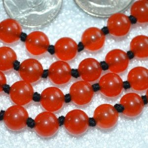 Red Jade Chakra mala necklace, Chakra 108 mala beads, Yoga necklace, Tassel necklace, Japa mala, Prayer beads, Healing stones, Knotted mala | Natural genuine Gemstone necklaces. Buy crystal jewelry, handmade handcrafted artisan jewelry for women.  Unique handmade gift ideas. #jewelry #beadednecklaces #beadedjewelry #gift #shopping #handmadejewelry #fashion #style #product #necklaces #affiliate #ad