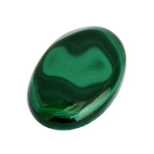 Shop Malachite Cabochons! Malachite Cabochon Stone (29mm x 19mm x 5mm) – Oval Gemstone – Green Cab – Healing Malachite | Natural genuine stones & crystals in various shapes & sizes. Buy raw cut, tumbled, or polished gemstones for making jewelry or crystal healing energy vibration raising reiki stones. #crystals #gemstones #crystalhealing #crystalsandgemstones #energyhealing #affiliate #ad