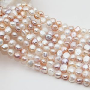 Shop Freshwater Pearls! 10~11mm Fresh Water Nugget Pearl Beads,Mix Color Pearl,Loose Pearl Strand Beads,Natural Seed Freshwater Pearl,Good Pearl Jewelry Beads. | Natural genuine beads Pearl beads for beading and jewelry making.  #jewelry #beads #beadedjewelry #diyjewelry #jewelrymaking #beadstore #beading #affiliate #ad