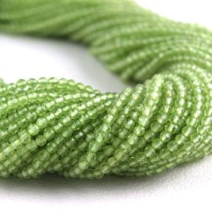Shop Peridot Faceted Beads! Best Quality 1 Strand Natural Peridot Rondelle Faceted Beads, 2-2.5 MM, Peridot Beads,Making Jewelry,Peridot Gemstone,Wholesale Price | Natural genuine faceted Peridot beads for beading and jewelry making.  #jewelry #beads #beadedjewelry #diyjewelry #jewelrymaking #beadstore #beading #affiliate #ad