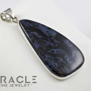 Shop Pietersite Pendants! Sterling Silver Pietersite Pendant   Natural genuine Pietersite pendants. Buy crystal jewelry, handmade handcrafted artisan jewelry for women.  Unique handmade gift ideas. #jewelry #beadedpendants #beadedjewelry #gift #shopping #handmadejewelry #fashion #style #product #pendants #affiliate #ad
