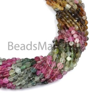 Shop Tourmaline Bead Shapes! Multi Tourmaline Plain Coin Beads,Multi Tourmaline Beads, Tourmaline Coin Smooth Beads, Tourmaline Coin(5-6mm) Beads,Tourmaline Smooth Beads | Natural genuine other-shape Tourmaline beads for beading and jewelry making.  #jewelry #beads #beadedjewelry #diyjewelry #jewelrymaking #beadstore #beading #affiliate #ad